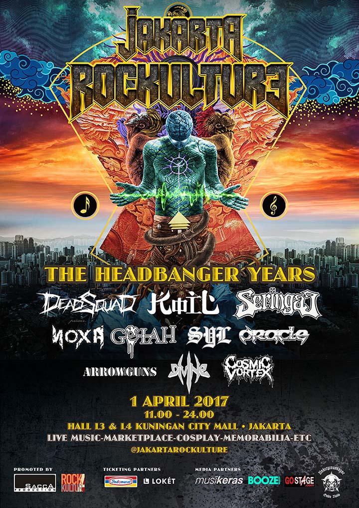 Jakarta Rockulture 2017