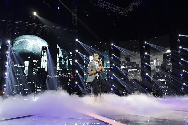 Indonesian Idol 2014: Eza Tereliminasi dalam Spektakuler