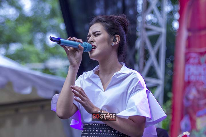 Raisa - Photo by I Wayan Bagiartana