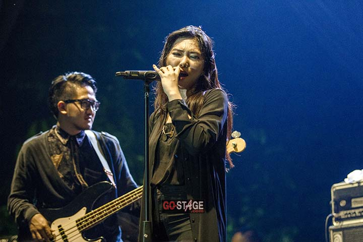 Isyana Sarasvati - Photo by I Wayan Bagiartana