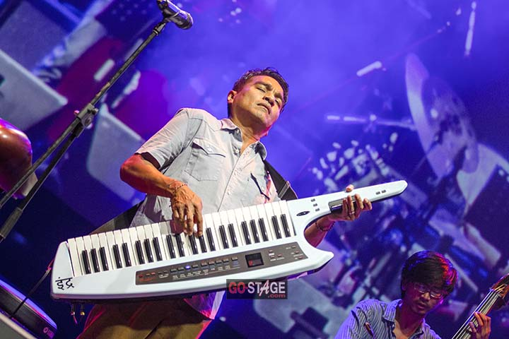 Indra Lesmana - Photo by I Wayan Bagiartana