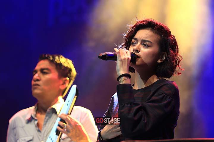 Eva Celia feat Indra Lesmana - Photo by Iwan Suryana