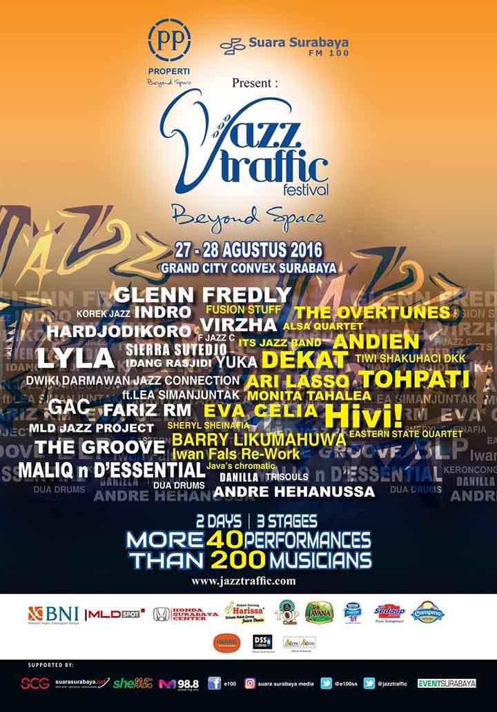 JAZZ TRAFFIC FESTIVAL 2016