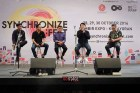 Wow! 104 Band Dipastikan Tampil di Synchronize Festival2016