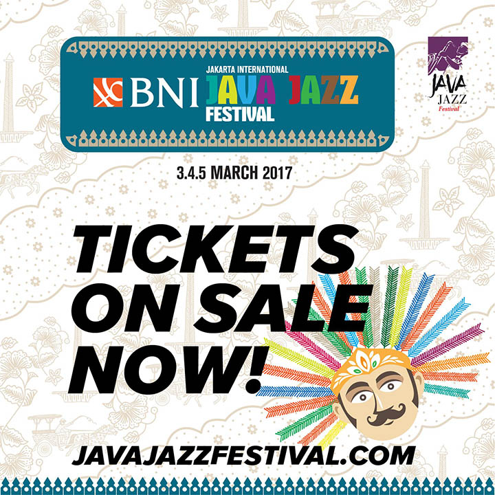 BNI Java Jazz Festival 2017