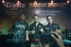 Megadeth Dipastikan akan Tampil di Hammersonic Festival2017