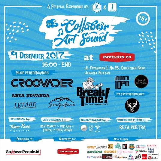 Collabor Art Sound Vol.2