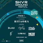SHVR GROUND FESTIVAL 2018: Line Up Fase Pertama