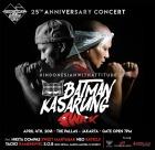 """Iwa K Gelar Konser """"Batman Kasarung"""" 25 TahunBerkiprah"""
