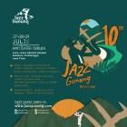 Jazz Gunung Bromo 2018: Sepuluh Tahun MerayakanKeragaman