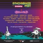 Pengumuman Line Up Fase Ke-3 Synchronize Festival2018