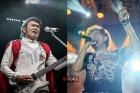Dua Ikon Legenda Musik Tanah Air Godbless dan Rhoma Irama Mewarnai Hari Kedua Synchronize Festival2018