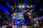 HiVi Tebar Keceriaan di Panggung Jazz Goes To Campus2018