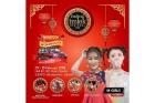 Festival Imlek Nasional 2019 dimeriahkan oleh M-Girls dan TarianBarongsai