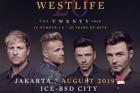 Wow! Hanya dalam Waktu 2 Jam Tiket konser Westlife The Twenty Tour Indonesia 2019 SOLDOUT