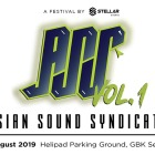 Simon Dominic dan Hullera Line Up Tambahan Asian Sound SyndicateVol.1