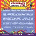 Line Up Fase Ke-3 SYNCHRONIZE FEST 2019 Menghadirkan 10 Nama Penampil BergenreEmo