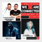 We Are Connected Festival: Festival EDM Interaktif Pertama di Indonesia Siap Digelar di Bali!