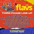 FLAVS 2020 Mengumumkan 22 Artis PenampilNasional